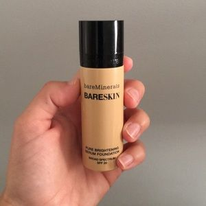 Bare minerals bare skin foundation-bare natural 07